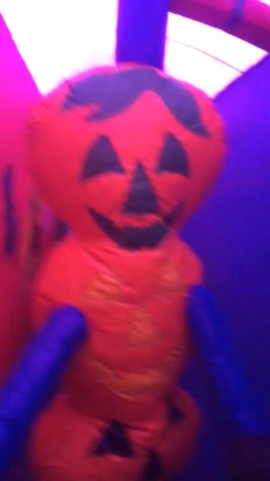 Haunted House Inflatable Scare House Inflatable Haunted