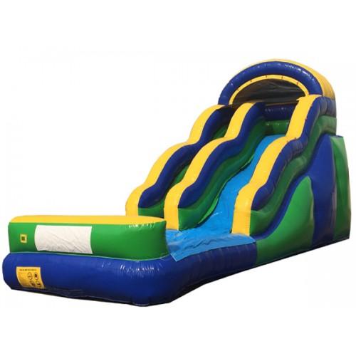 16 Ft. Wave Action Wet/Dry Slide