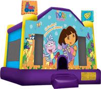 Dora Jump (Nickelodeon)