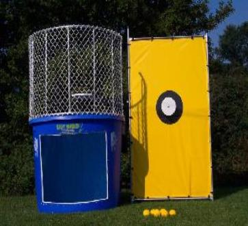 Dunking Booth Trailer