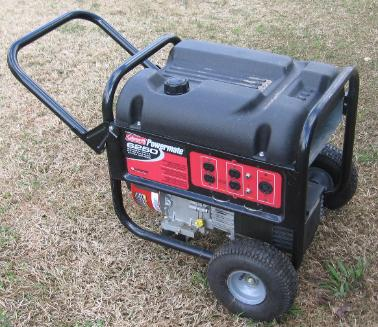 Generator - Red