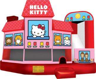 5 & 1 Combo - Hello Kitty