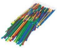 Snow Cone Straws - 200 Count