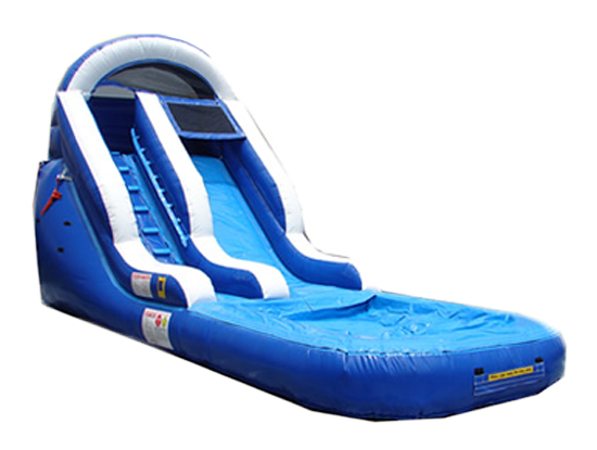 14 Ft. Little Splash Water Slide