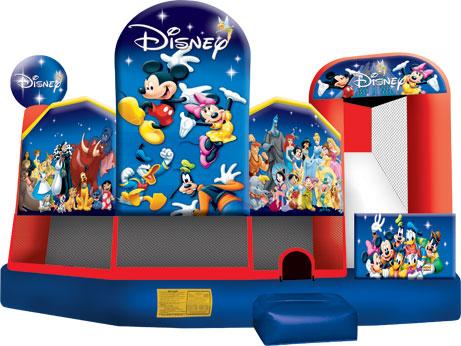 5 & 1 Combo - World Of Disney