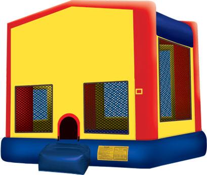 Modular Jump - with basketball hoop