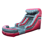 15 ft. Lava Water Slide