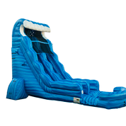 22 ft. Tsunami Water Slide