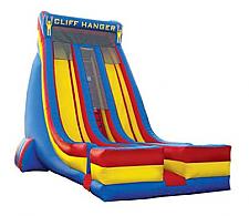 27 Ft. Cliff Hanger Slide