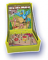 Earth Worm Round Up Game