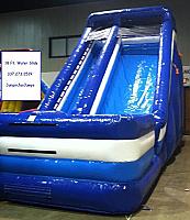 18 Ft. Blue & White Wet/Dry Slide