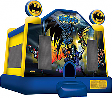 Batman Jump - with basketball hoop