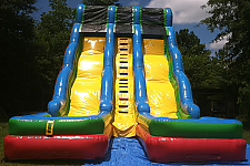 24 Ft. Wet/Dry Double Slide