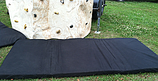 24 Ft. Rockwall - Safety Padding