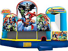 5 & 1 Combo - Justice League