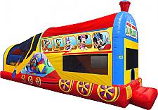 Mickey's Choo Choo Express