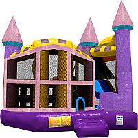 5 & 1 Combo - Dazzling Modular Castle