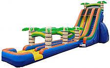 24 Ft. Double Lane Tropical Slip n Slide