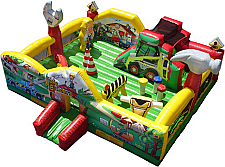 Little Builders Toddler Play Zone