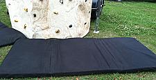 24 Ft. Rockwall - Safety Padding