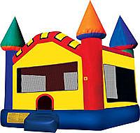 Castle - Boy - with basketball hoop